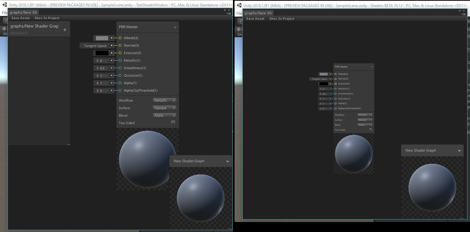 Feedback Wanted: Shader Graph | Page 13 - Unity Forum