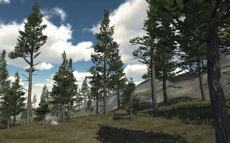 what is unity's terrain engine capable of? - Unity Forum