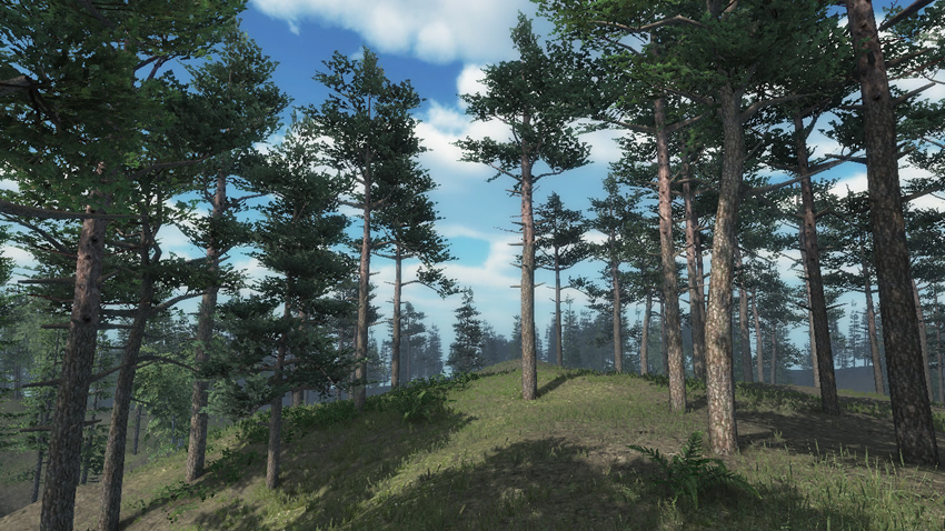 Unity trees download