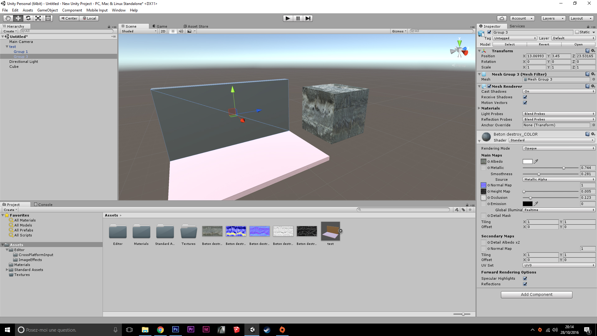 Sketchup to Unity problem - Unity Forum
