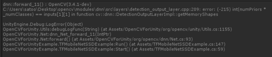 RELEASED] OpenCV for Unity | Page 33 - Unity Forum