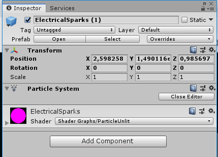 Feedback - HDRP Particle System Shaders - Unity Forum