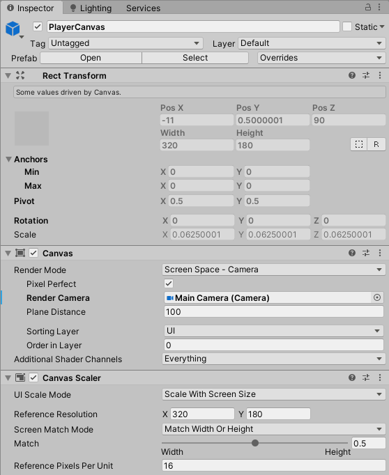 TextMeshPro And Pixel Perfect Camera [SOLVED]