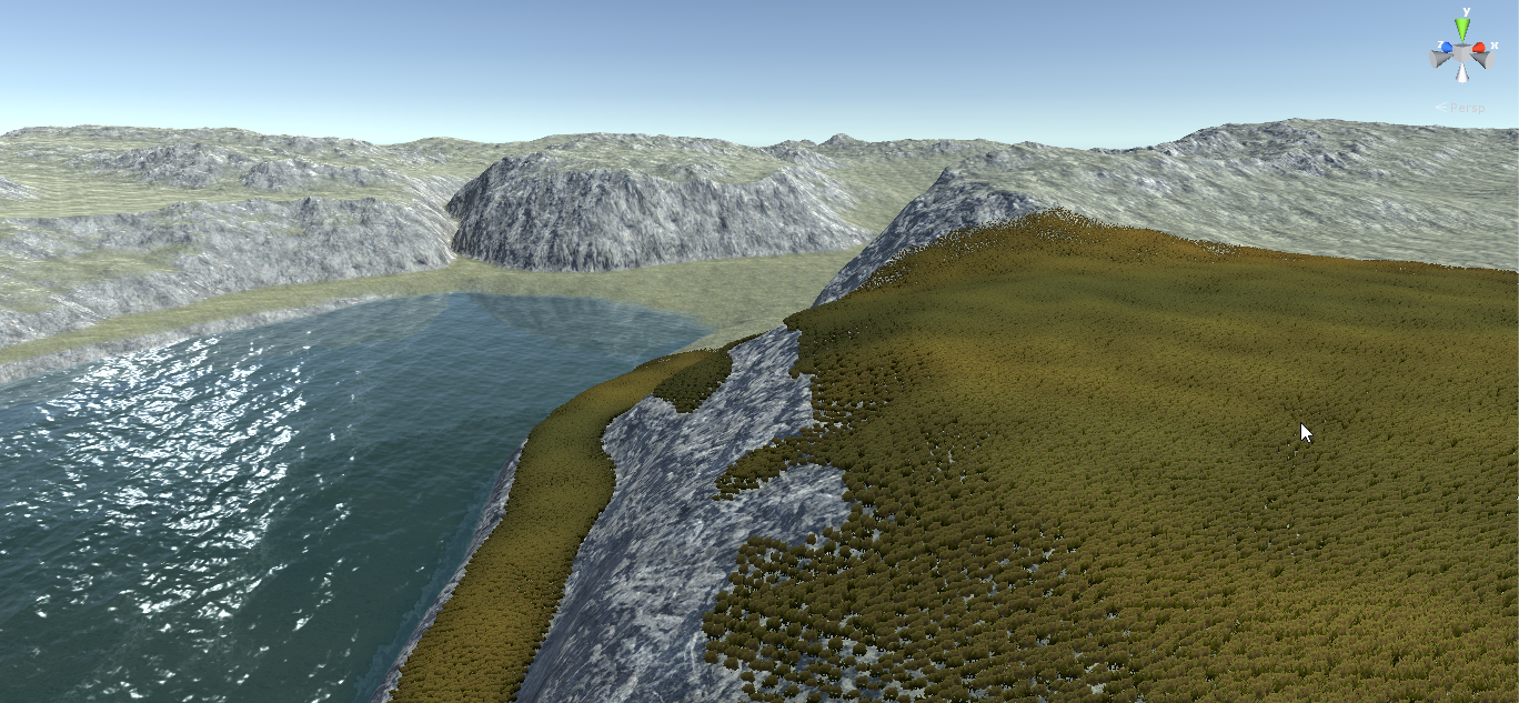 how to add trees to terrain based on texture - Unity Forum