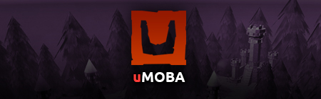 uMOBA - Create your own Dota/League of Legends Game - Unity