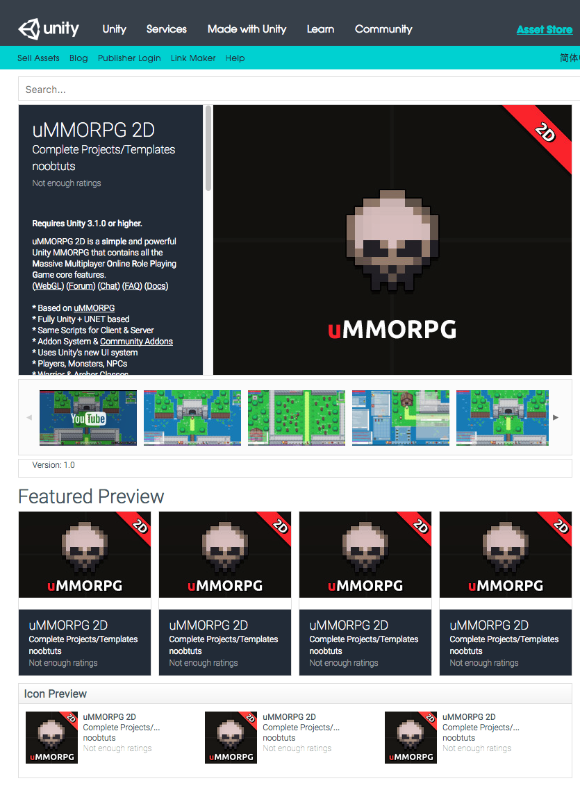 uMMORPG Official Thread   Page 73 - Unity Forum