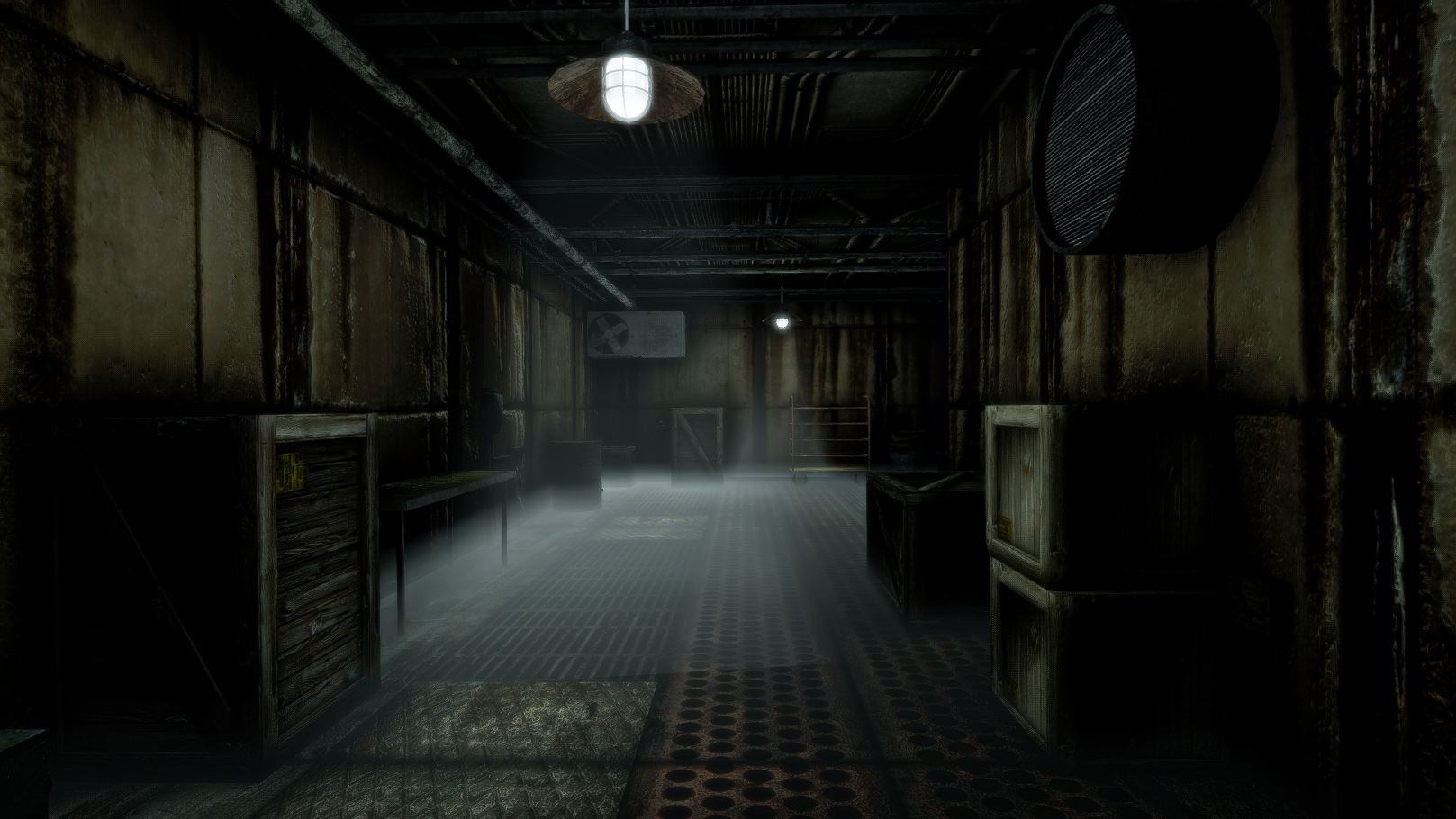 how to make a horror game in unity