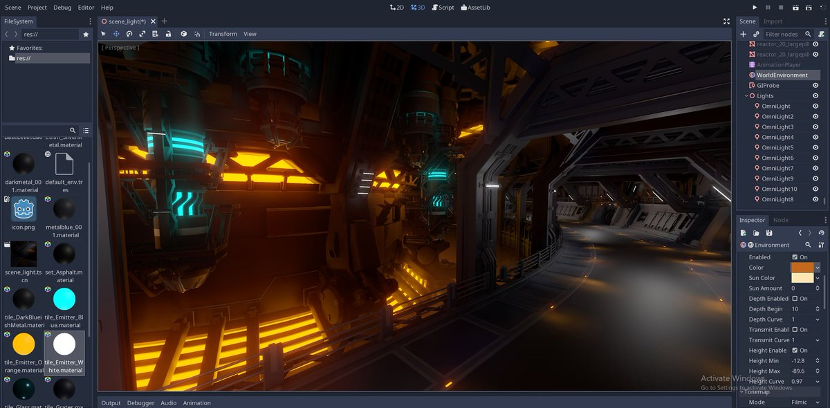 Unity / Unreal Engine / CRYENGINE showcases at GDC 2018