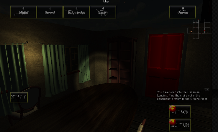 Wip Haunted House Game Unity Community