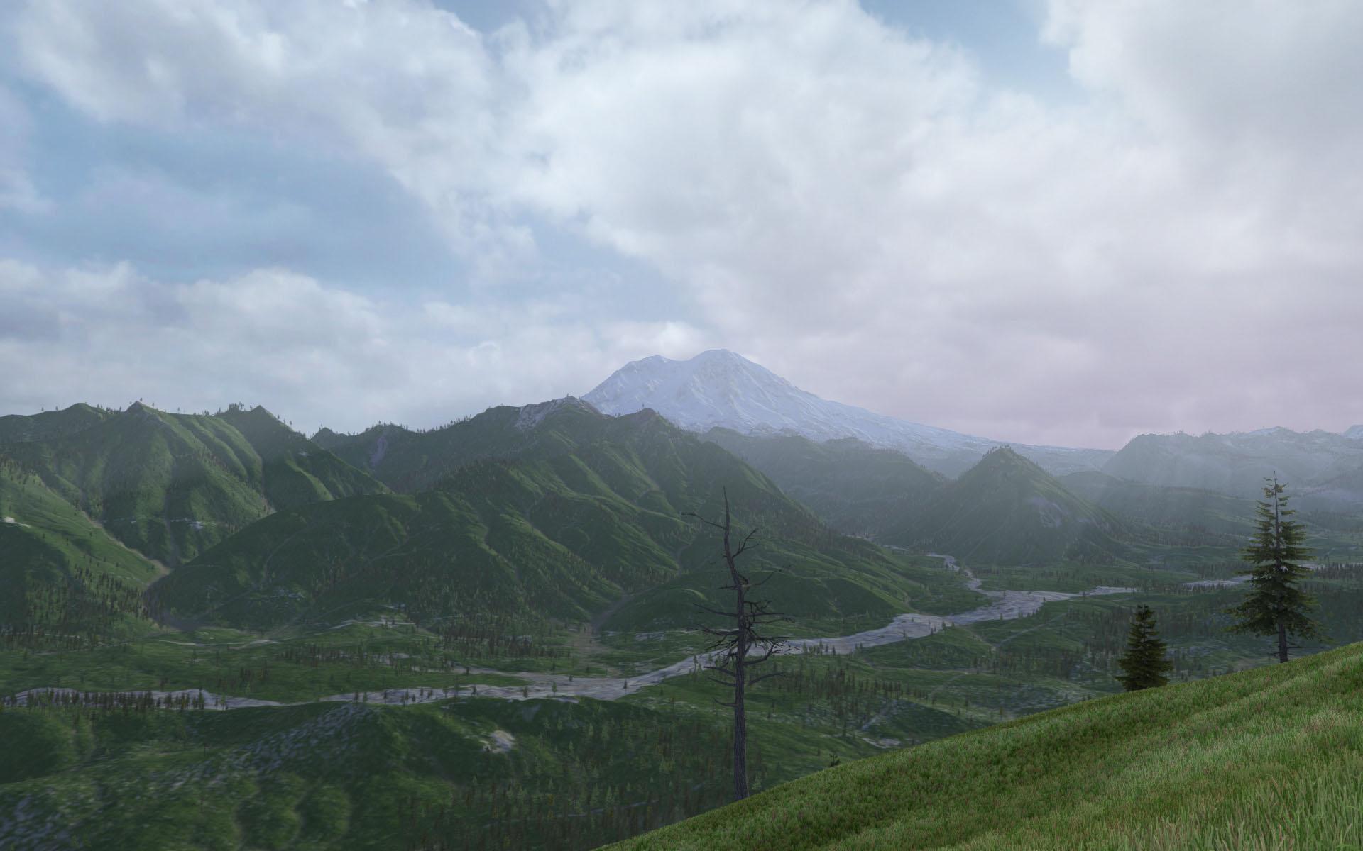 unity3d terrain composer 2