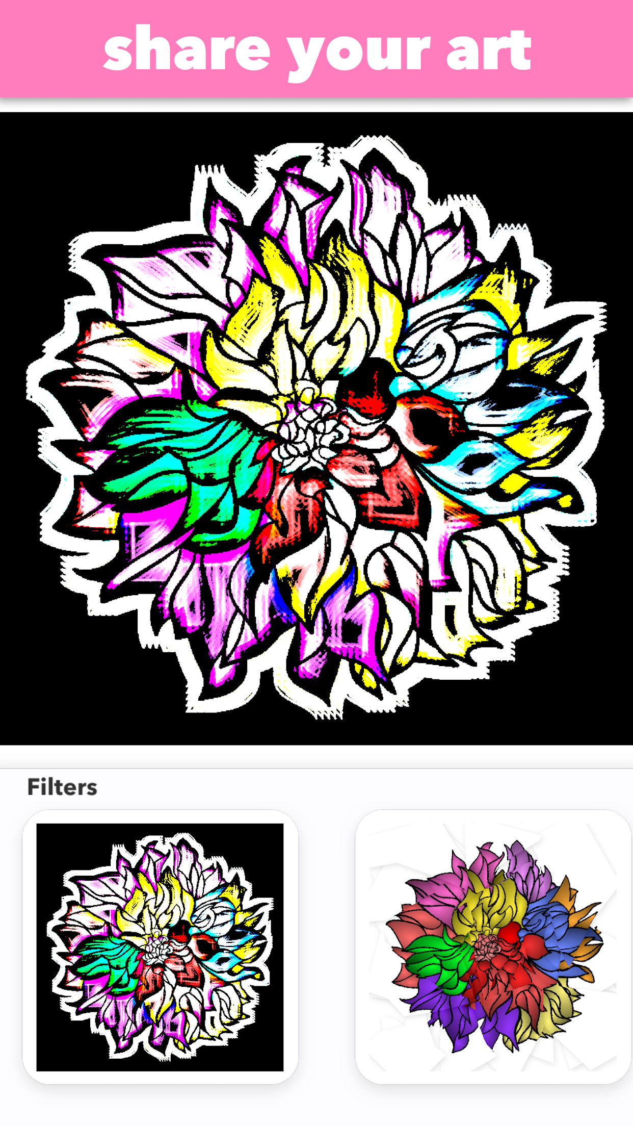 Games - Draw Color - Coloring Book App on iOS and Android ...