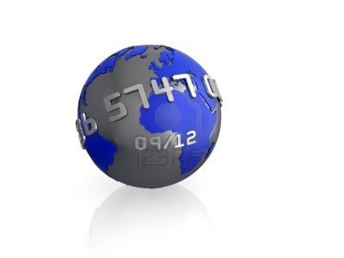 $5578461-illustration-of-a-3d-globe-with-credit-card-style-text-wrapping-around-isolated-on-white.jp