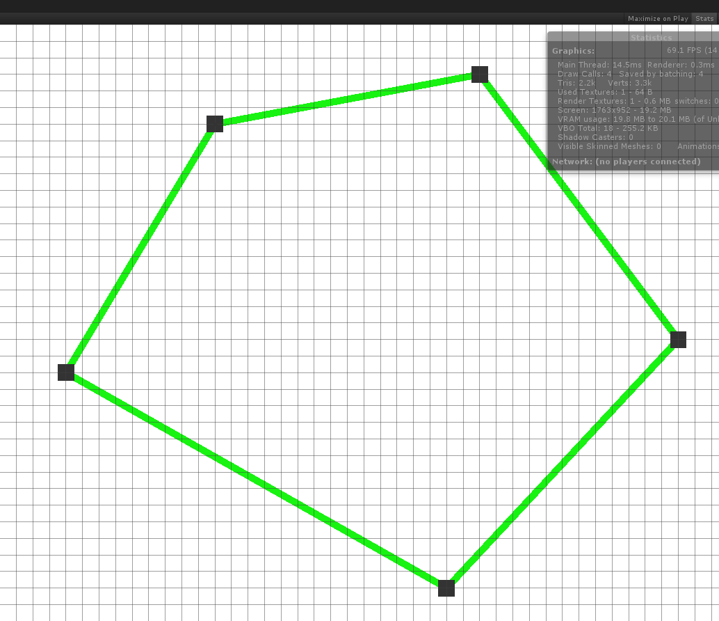 Instantiate and rotation between 2 vector3 points - Unity Forum