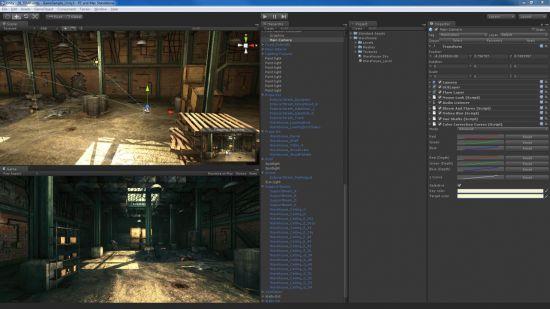 Unity games tutorial.