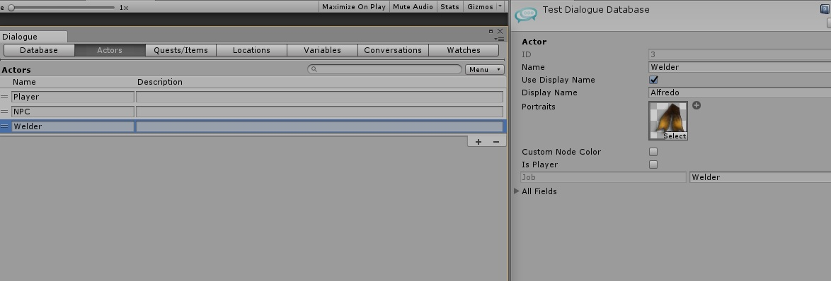 ON SALE 50% OFF] Dialogue System for Unity - easy