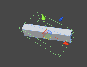 Raycast from BoxCollider corners rotation being weird : Unity3D
