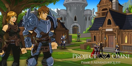 Styleized Sprites Adventure Quest Style