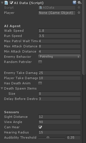 Advanced Enemy AI - Unity Forum