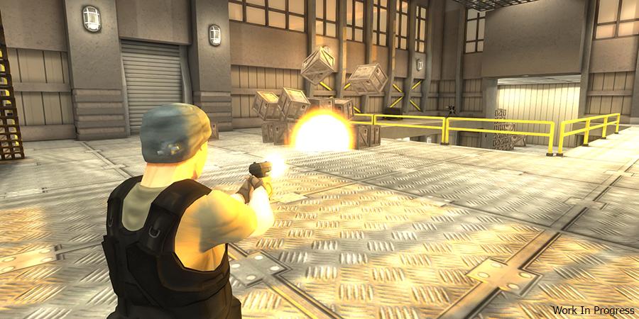 Third Person Controller (Third Person Shooter, Adventure