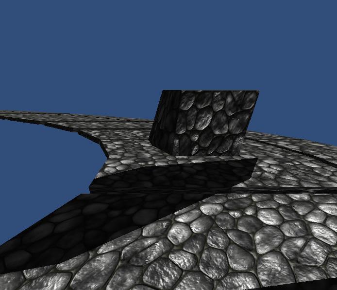 Modifying vertex position shader in a Surface shader