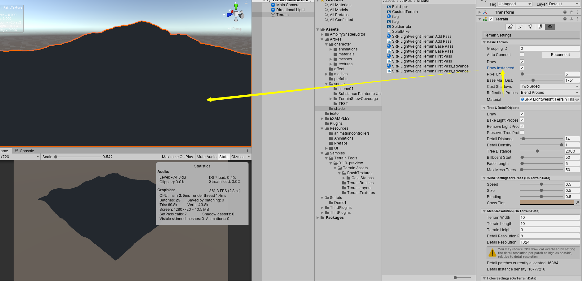 ASE custom terrain draw instanced.png