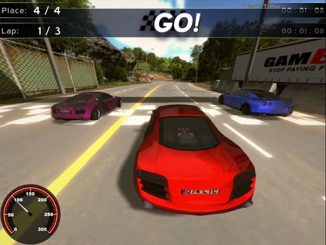 GAME][FREE][PC/MAC] Supercars Racing - over 600K downloads