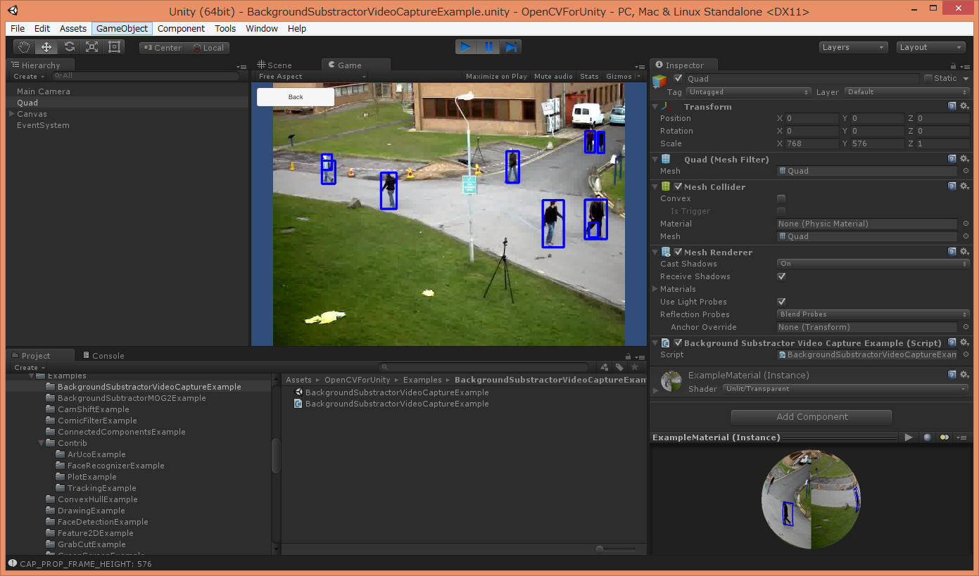 RELEASED] OpenCV for Unity | Page 23 - Unity Forum