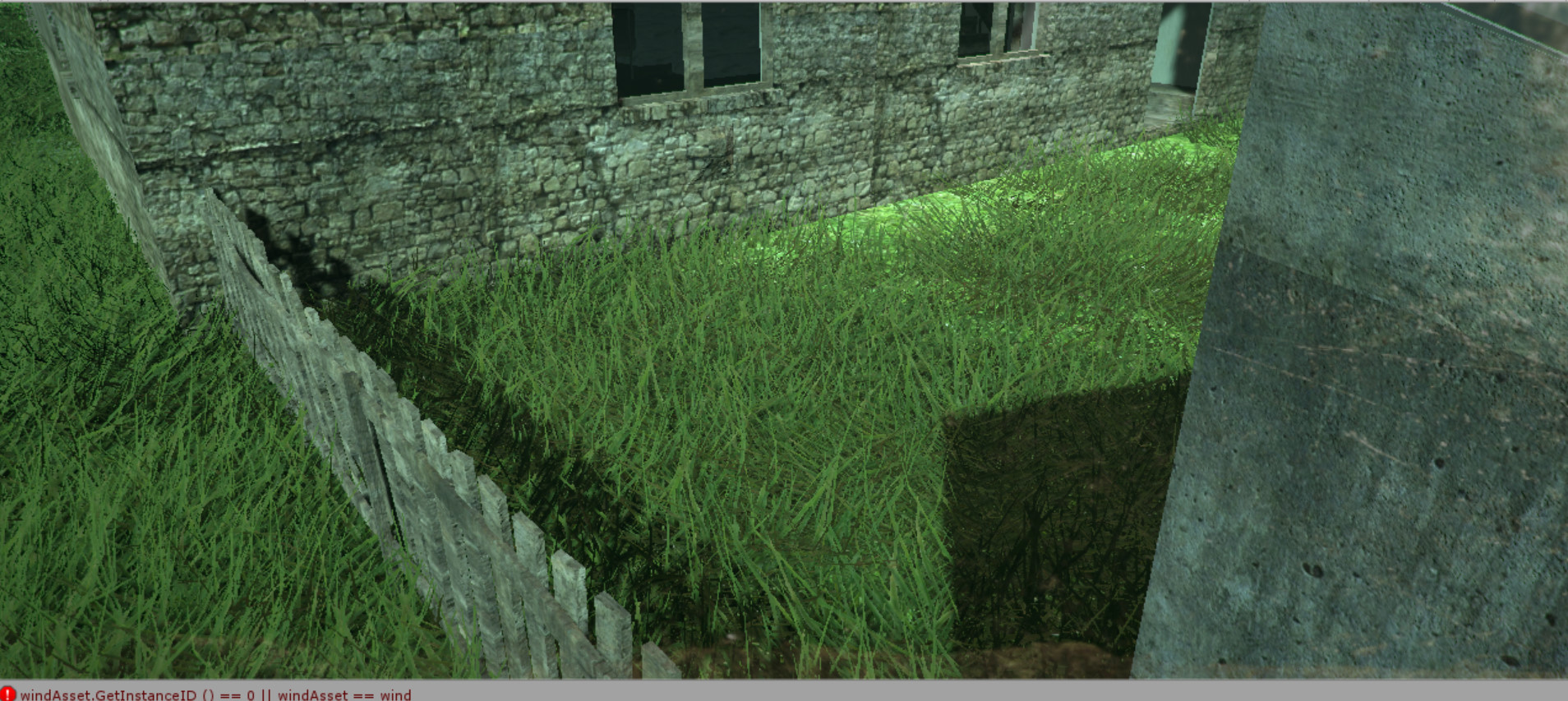 BEST WAY OF MAKING GRASS! looks a lot like speed tree grass, runs as