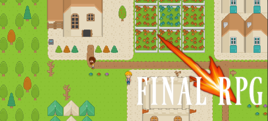 RELEASED] 2D Final RPG Kit complete project - Unity Forum