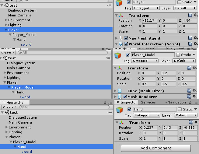 Instantiated object's scale or position changing? - Unity Forum