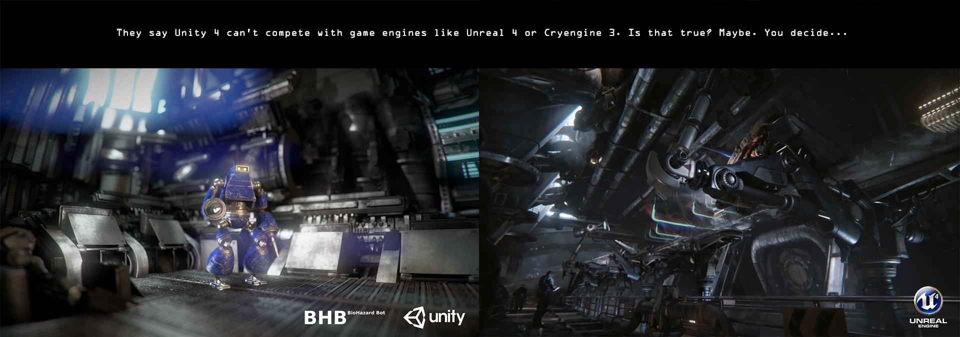 Unreal Engine 4 FREE... | Page 8 | Unity Community