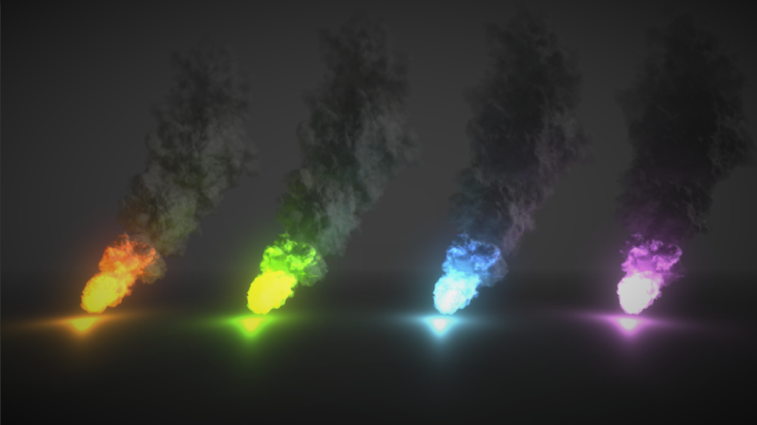 Normal mapped smoke and fire  - Unity Forum