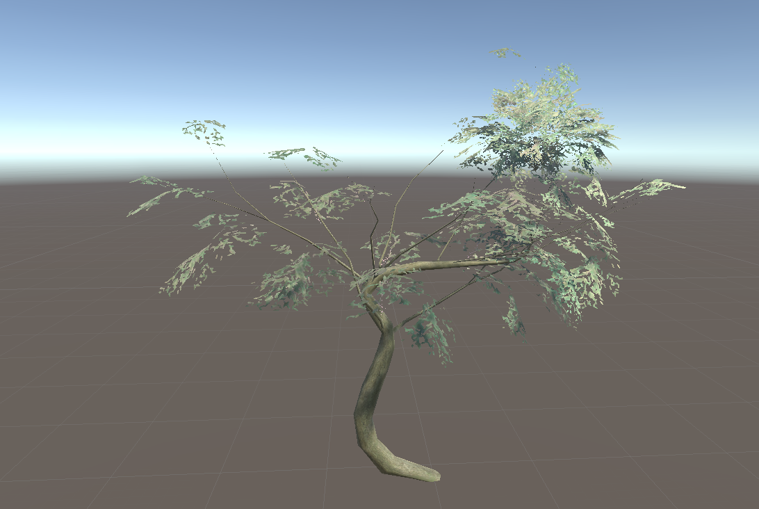 MTree - Tree creation | Page 7 - Unity Forum