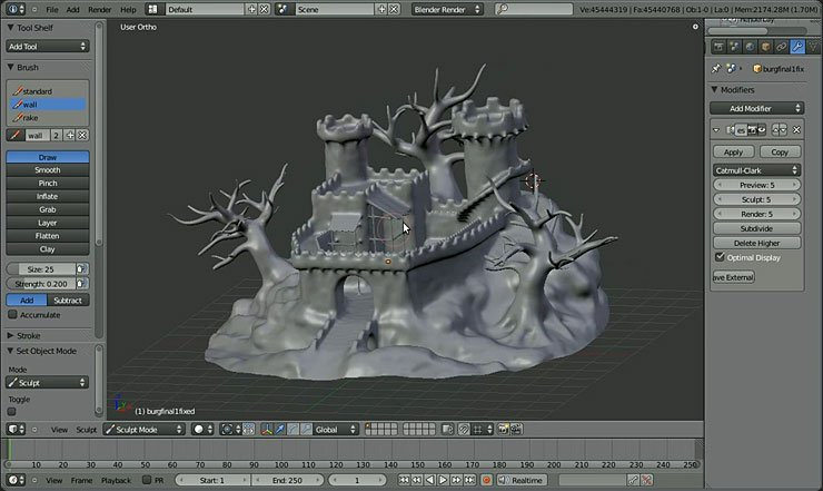 Switching To Blender What Should I Expect Page 2