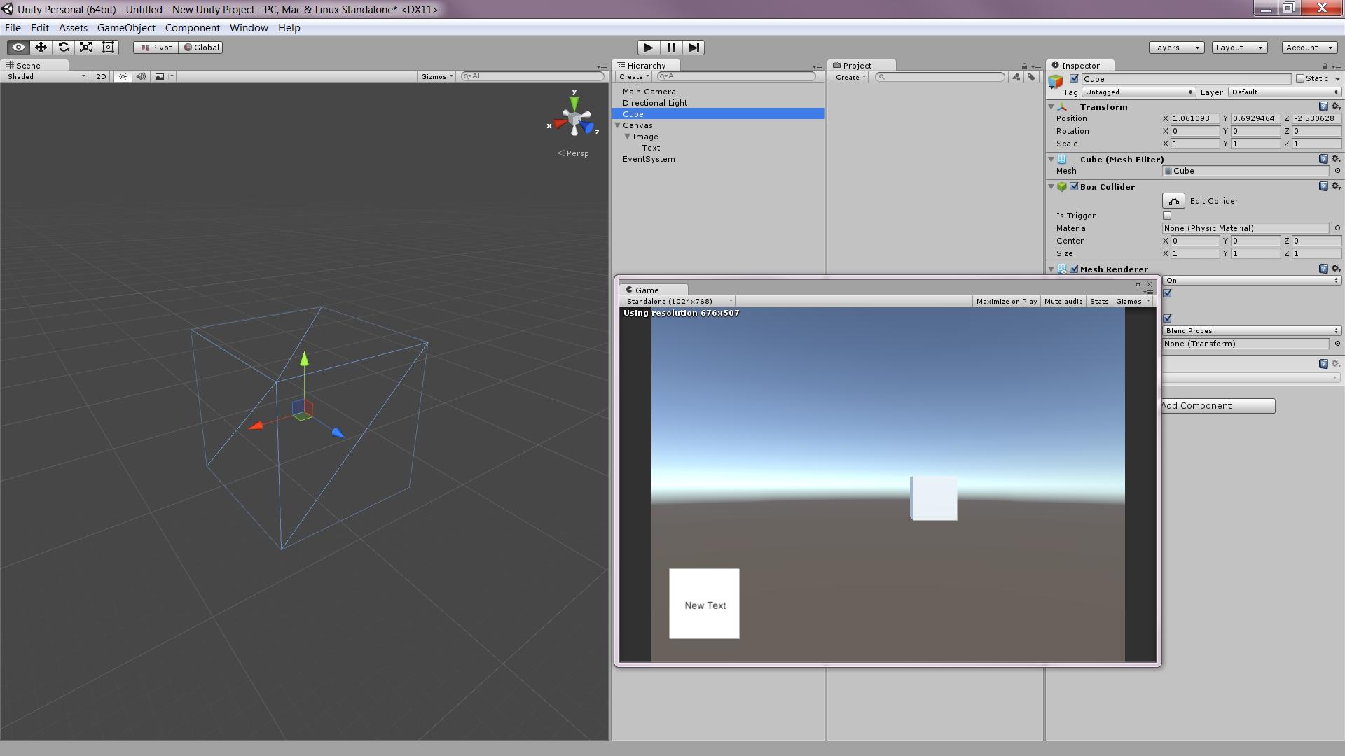Unity 5 1: Missing geometry in scene view? - Unity Forum