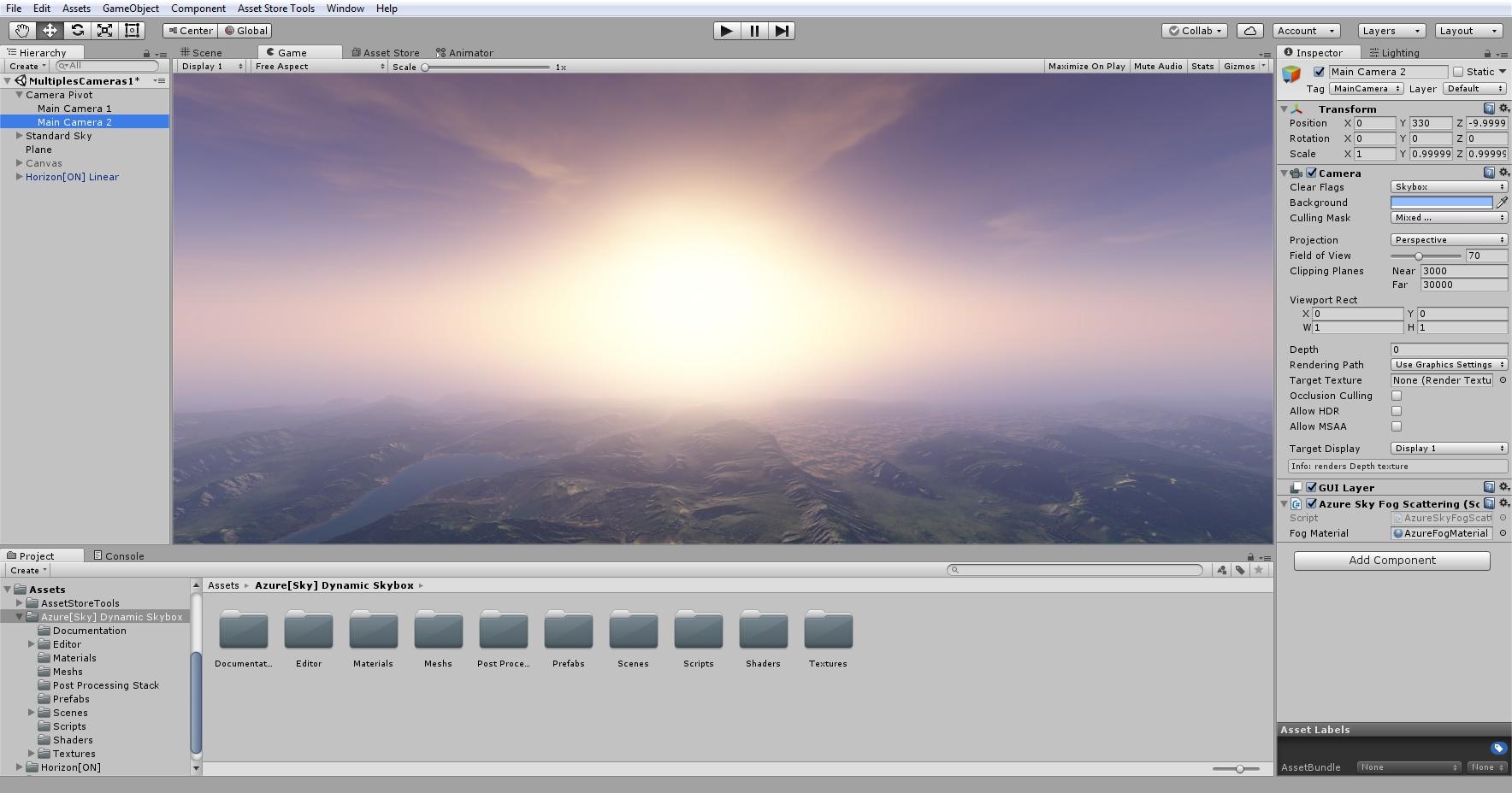 Azure[Sky] - Dynamic Skybox | Page 12 - Unity Forum