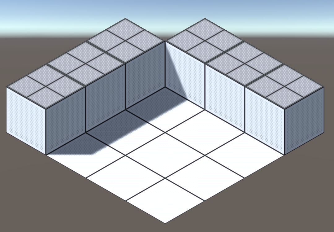 how to make a floor in unity