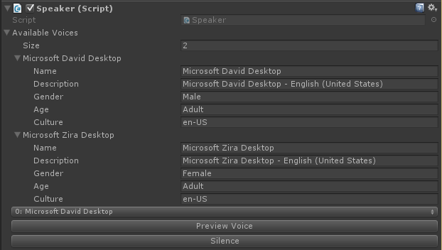 RT-Voice - Run-time text-to-speech solution | Page 2 - Unity