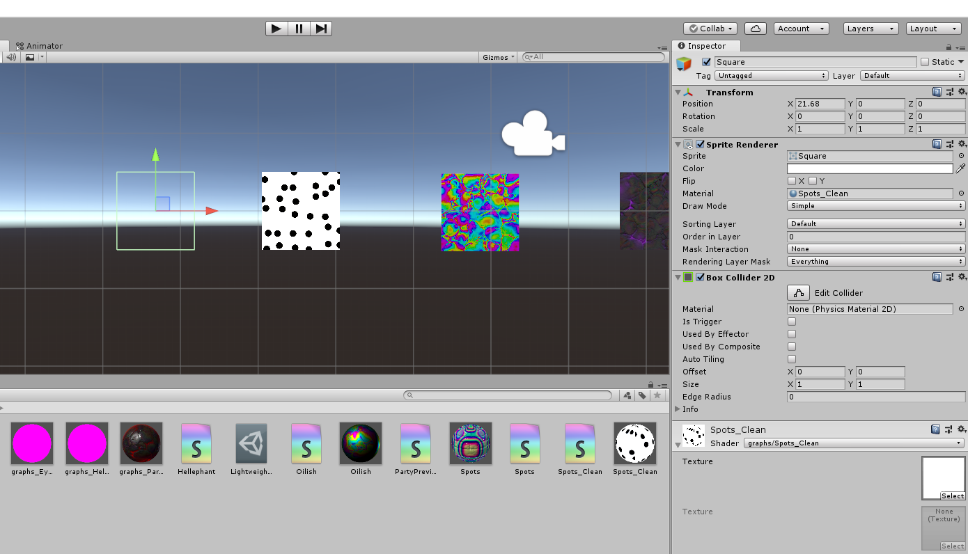 Are Sprites not supported by the SRP / Shader Graph? - Unity Forum