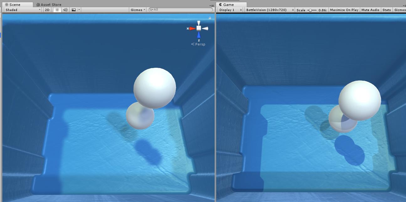 Soft shadows bug in game window - Unity Forum