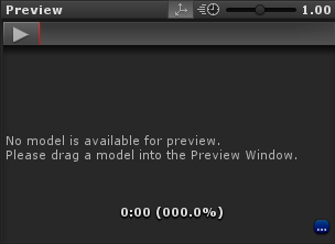 Unity 4 animation preview window not showing model - Unity Forum