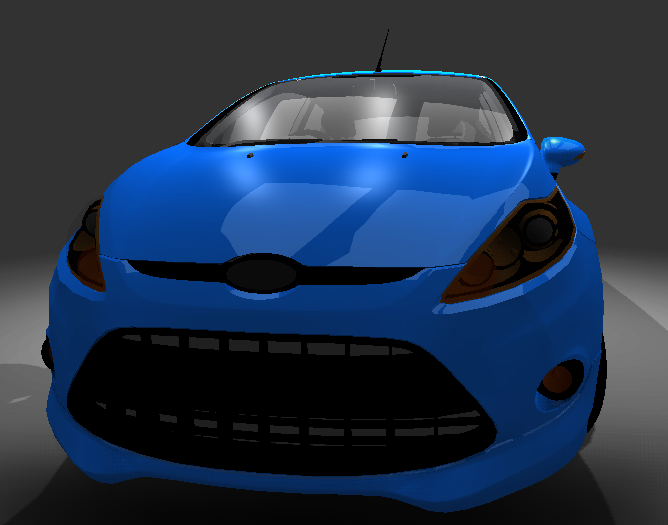Unity Car Paint Shader