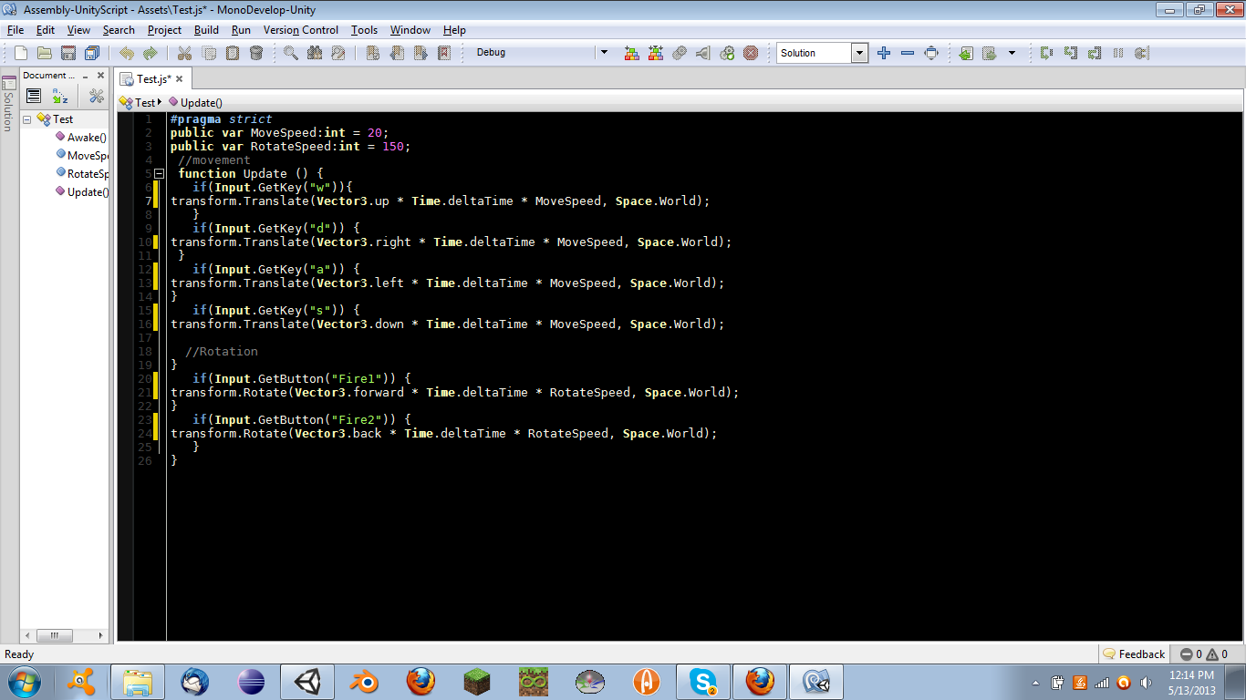 monodevelop ide for c#