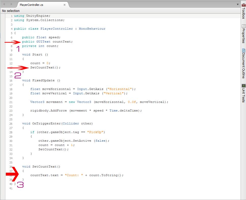 Getting UI -> text in script field - Unity Forum