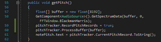 Detecting Musical Notes from Vocal Input - Unity Forum