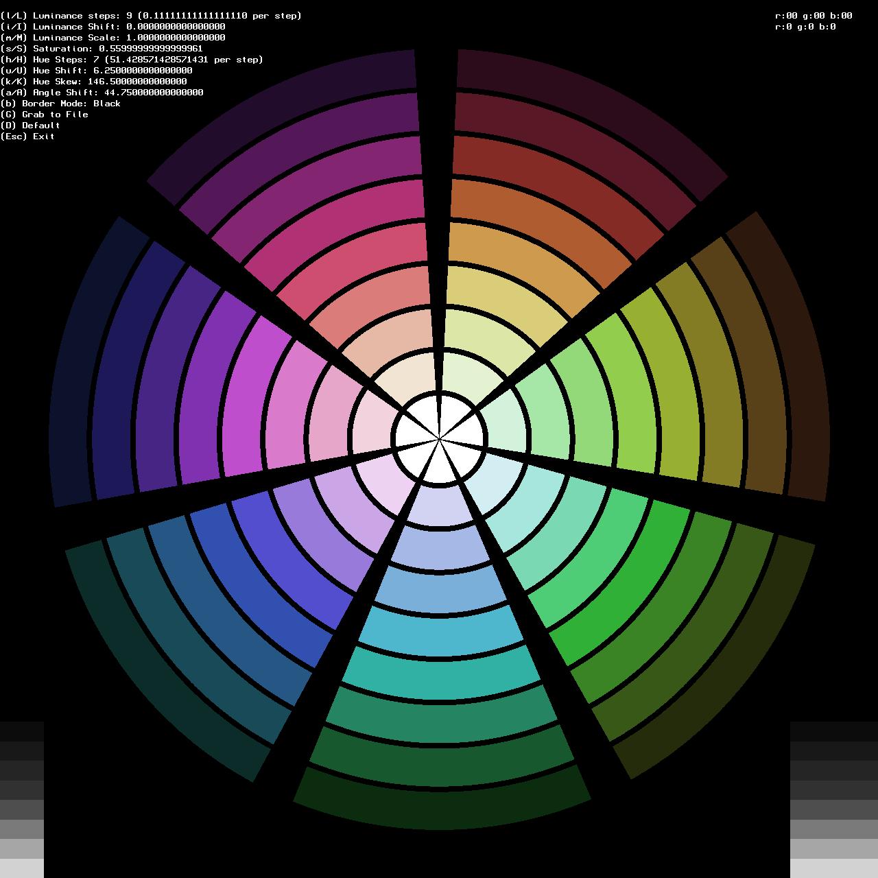 Color wheel generator tool - Unity Forum