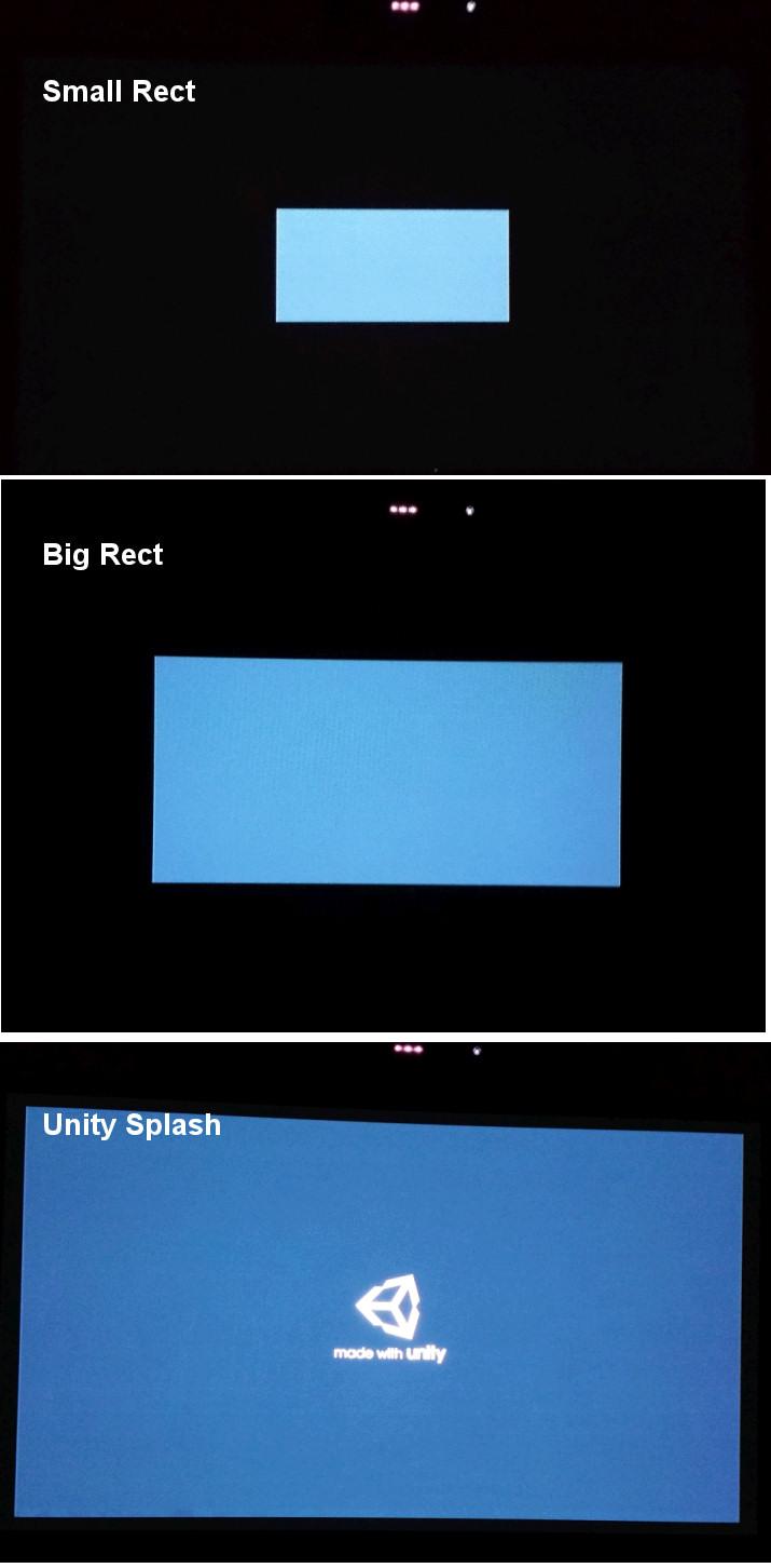 Combined Splash Screensg