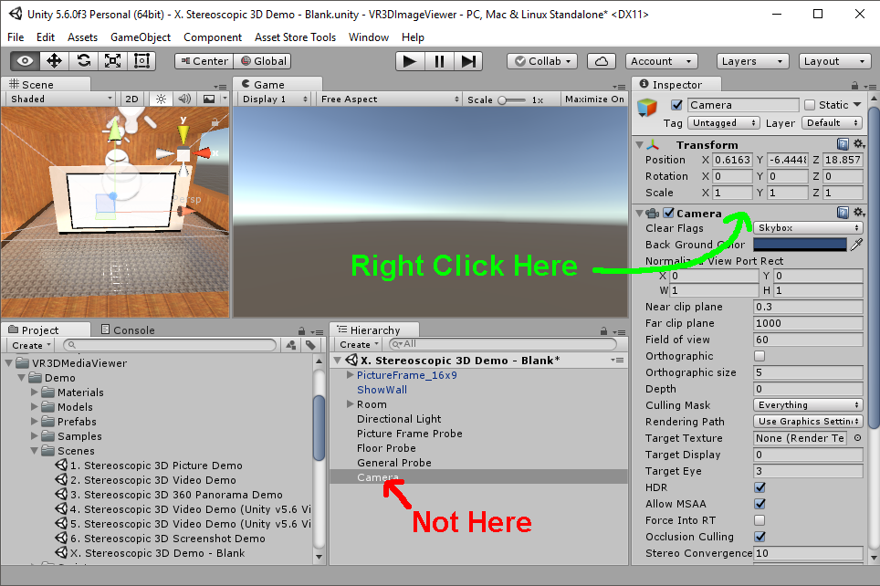 VR3DMediaViewer - View Stereoscopic 3D content in VR - Unity Forum