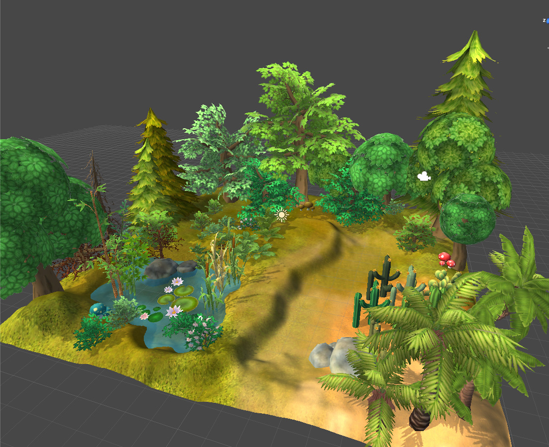 Nature Shaders on Mobile? - Unity Forum