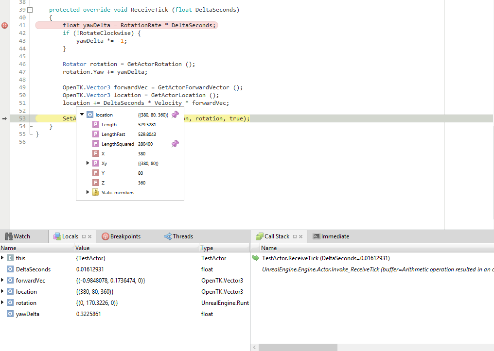 Xamarin implements C# and F# support in UE4 - Unity Forum